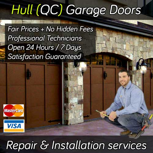 Garage Doors Hull Quebec 24 Hour Repair Installation Services